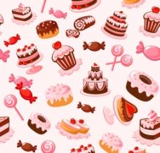 甜品素材图片