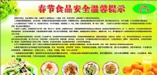 春节食品安全图片