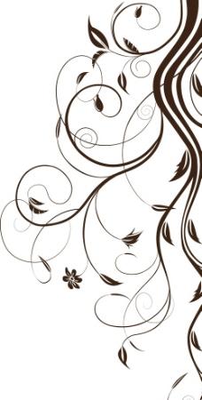 刻花 矢量花纹 雕花 硅藻泥图片