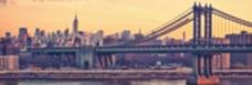 美国大桥虚化banner背景