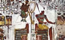 埃及壁画 世界名画_0005