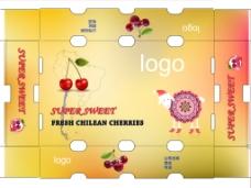 智利樱桃包装箱