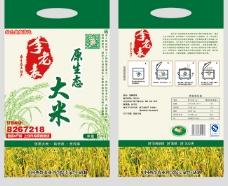 米袋包装设计