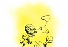 情人节献花图片