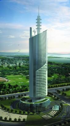 庆阳科技大厦图片
