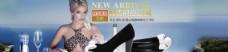 女鞋海报图片素材下载