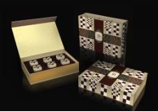 月饼礼盒设计