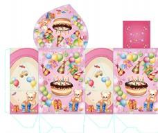 蛋糕盒图片
