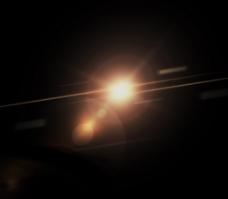灯光光效光晕