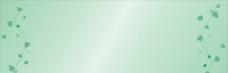 绿萝背景展板图片
