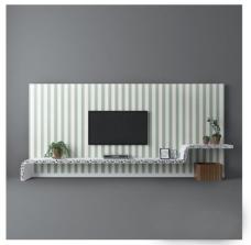 海洋风电视墙