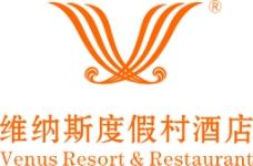 维纳斯度假村酒店标志LOGO
