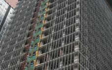在建中的楼房图片