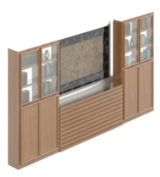 陈设柜素材模板下载设柜