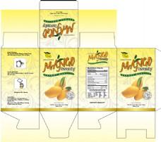 芒果包装盒