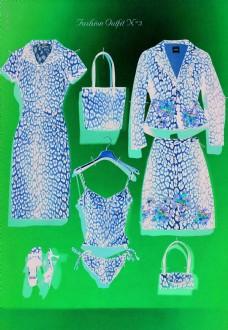 服装广告 平面创意 广告设计_0072