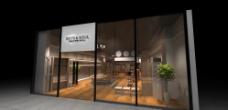 杭州店铺门面设计图片