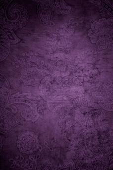 紫色背景底纹图片