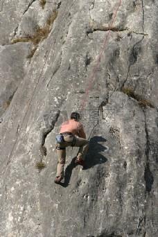 极限登山运动