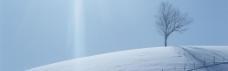 冬季雪景背景图片素材 (36)