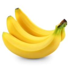 黄色香蕉图片