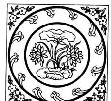 装饰图案 两宋时代图案 中国传统图案_047