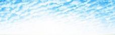 蔚蓝天空淘宝海报