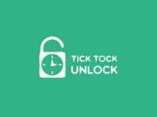 锁logo图片