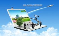 电子商务创意设计图片