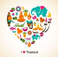 时尚泰国旅行