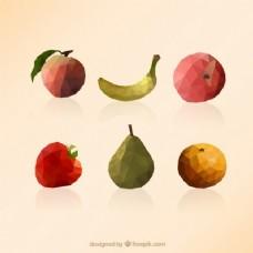 多边形的水果
