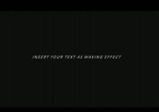 46个精巧文字动画预设AE模板