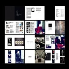 时尚风格产品类画册
