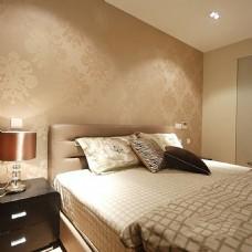 金色花纹卧室