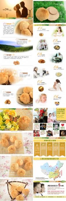 猴头菇详情页