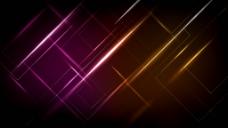 可循环的炫彩流光高清背景视频素材