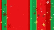 圣诞节雪花视频素材