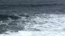 海浪视频素材