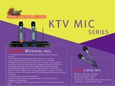 KTVMIC麦克风海报