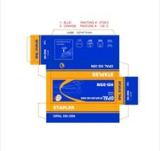 彩盒包装图片模板下载盒包装矢量素材