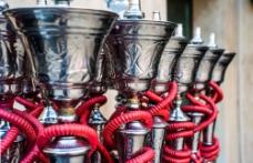 阿拉伯水烟摄影