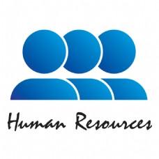 蓝色创意logo设计