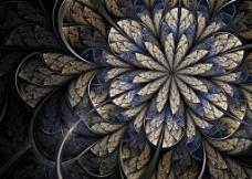金属质感花纹素材图片