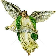 神秘的守护天使
