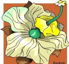 花朵 花草 鲜花 矢量 EPS格式_0023