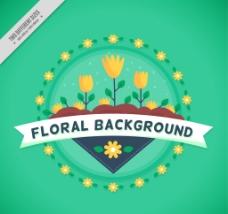 花朵素材背景