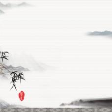 水墨中国风首图
