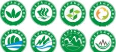 镇江青少年环保社团联盟标志设计图片
