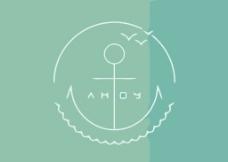 锚logo图片