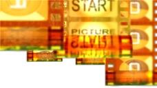 抽象背景视频素材